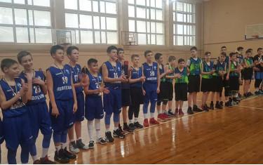 Юные баскетболисты клуба приняли участие в турнире среди юношей 2007-08 г.р., посвящённому ДНЮ ОСНОВАНИЯ БАСКЕТБОЛА.