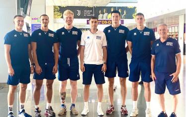 Молодежные национальные сборные команды Украины 3х3 U23 вылетели в Литву