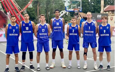 07 августа в г. Харькове состоялся 7-й этап Чемпионата Украины по баскетболу 3х3 в категориях мужчины и женщины, а так же 5-й этап Чемпионата в категории U15 и U17.