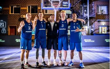 13 августа в г. Киеве состоялся 9-й этап Чемпионата Украины по баскетболу 3х3 в категориях мужчины и женщины.