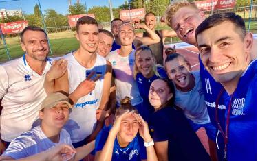 Молодежные сборные команды Украины