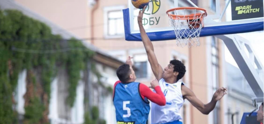 28 августа 2021 года, в Тернополе, в ходе Празднование Дня города, состоялся 1 тур Кубка Украины по баскетболу 3х3. В соревнованиях приняли участие 12 команд в категории мужчин.