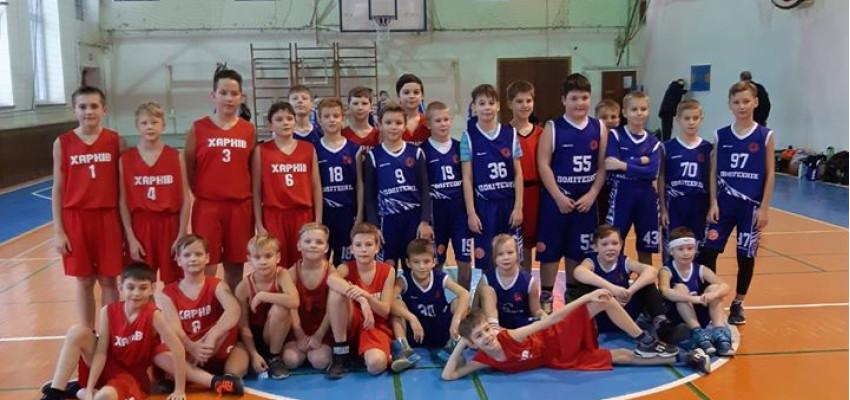 В стенах Харьковского областного колледжа физической культуры и спорта прошёл традиционный турнир среди юных баскетболистов