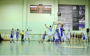 Первый тур второго круга Высшей лиги состоялся 18-19 января. «Политехник» принимал команду из Мариуполя
