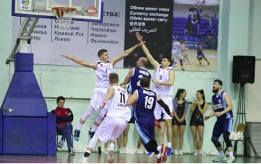 Ответный матч против команды БК «Инваспорт» состоялся 15 декабря.