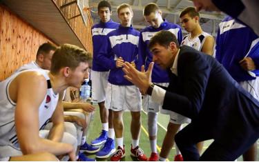 Вторая игра против БК «Новомосковск» прошла в воскресенье 01 декабря.