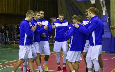 30 ноября состоялась первая игра спаренного тура Чемпионата c БК «Новомосковск»