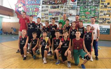Политехник-2008 стал победителем 10-го Юбилейного турнира по баскетболу памяти Алексея Короля