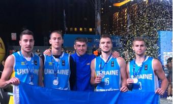 Национальная Сборная Украины U23 по баскетболу 3х3 под руководством Тимура Арабаджи ЗАВОЕВАЛА СЕРЕБРЯННЫЕ МЕДАЛИ