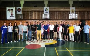 В Харькове состоится заключительный модуль для баскетбольных тренеров.