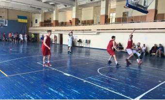 Студенческий Кубок Украины по баскетболу 3×3.