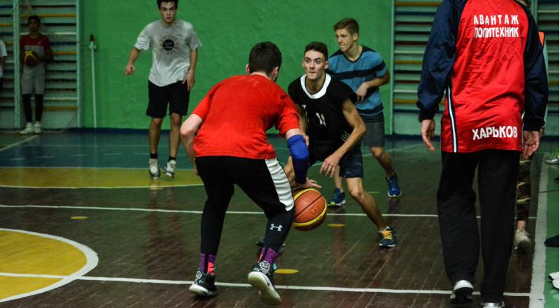 Школа № 140 лучшая в баскетболе 3х3