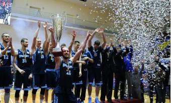 Феєричне нагородженя на фіналі Кубку України 2018