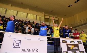 БК БИПА - БК Химик. Фотогалерея полуфинала Кубка Украины