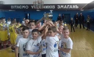 Турнир в Днепре среди детей 2008-2009 годов рождения .