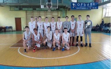 Сборная Харьковской области 2004 г.р. стала победителем домашнего тура ВЮБЛ.