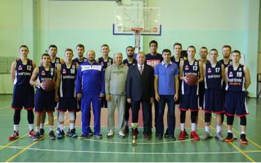 В Харькове с 19 по 21 сентября 2019 года состоялся традиционный предсезонный турнир Кубок Ректора НТУ «ХПИ»