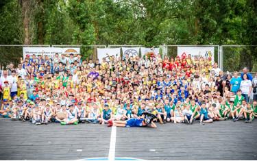 Дельфины, море и баскетбол. Юные «политехники» приняли участие в Фестивале мини-баскетбола.