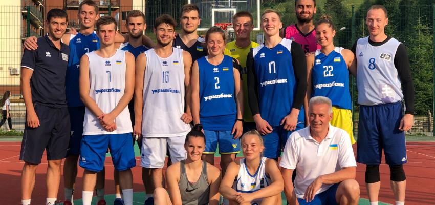 Сборная Украины U23 по баскетболу 3х3 во главе с Тимуром Арабаджи отправится в  Венгрию