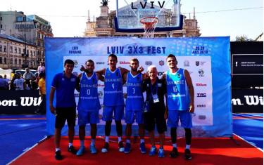 После двух этапов Лиги Наций во Львове сборная Украины U23 под руководством Тимура Арабаджи стала лидером общего зачета.