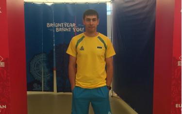 Тренер мужской национальной сборной Украины по баскетболу 3х3 Тимур Арабаджи прокомментировал выступление команды на «II Европейских играх» в Минске