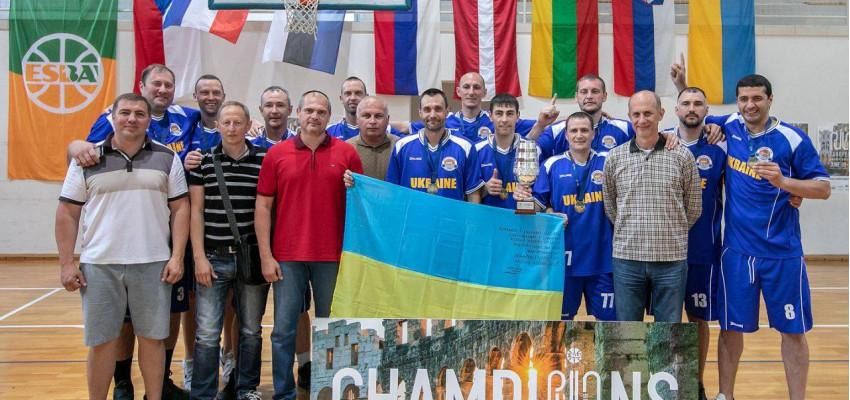Команда «Поляков-Политехник» отправится на чемпионат мира по максибаскетболу в Финляндию.