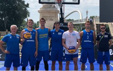 Мужская сборная Украины U23 по баскетболу 3х3 во главе с тренером Тимуром Арабаджи приняла участие в 3 туре Лиги Наций ФИБА