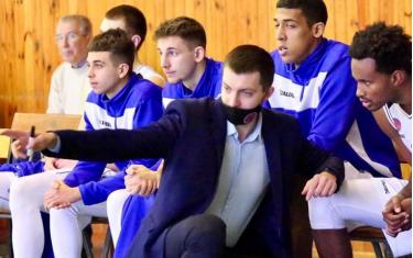 07 марта 2021 года, Свой День Рождения Празднует тренер Баскетбольного клуба «Политехник» Александр Игоревич Ляшенко