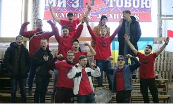 Фотоотчёт матча Авантаж-Политехник - Черкасские Мавпы