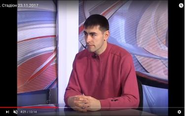 Эфир на ОТБ с Тимуром Арабаджи