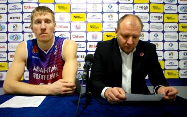 Комментарии Станислава Завадского и Владимира Коваля после игры с БК «Одесса».