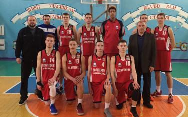 «Политехник-2» завершил сезон в Первой лиге