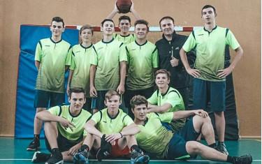 Определились первые победители районного этапа Харьковской школьной баскетбольной лиги