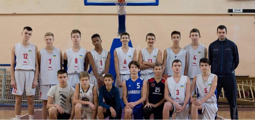 Сборные команды Харьковской области юношей 2003 и 2004 годов рождения провели домашние туры ВЮБЛ