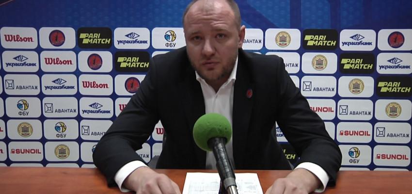 Владимир Коваль и Станислав Завадский прокомментировали игру с БК «Химик».