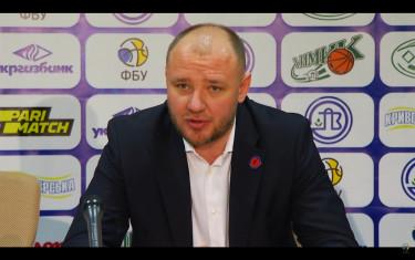 Владимир Коваль и Антон Рочняк прокомментировали игру против БК «Химик».