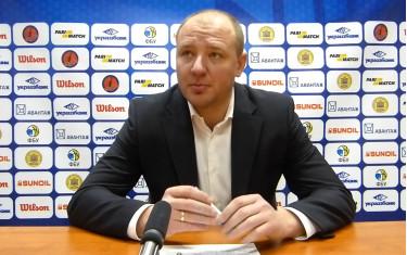 Пресс-конференция после игры «Политехник» - «Одесса»