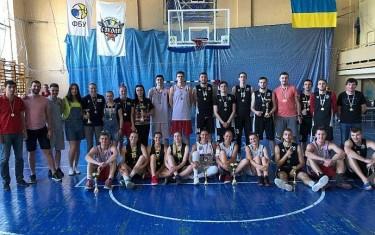 29 мая прошел Студенческий Кубок Украины по баскетболу 3×3.