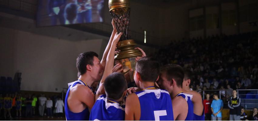Определились чемпионы Харьковской школьной баскетбольной лиги сезона 2018/2019