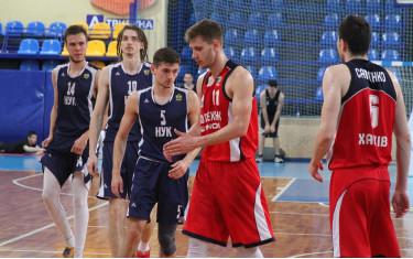 Команда НТУ «ХПИ» завершила выступление в Студенческой баскетбольной лиге Украины
