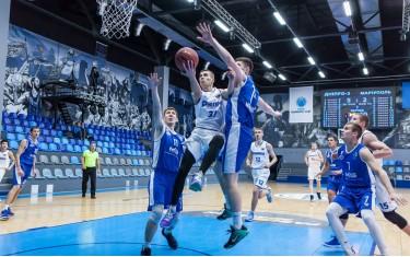 БК «Политехник» встретится с командой «Днепр-2» в 1/8 финала розыгрыша Кубка Украины по баскетболу.